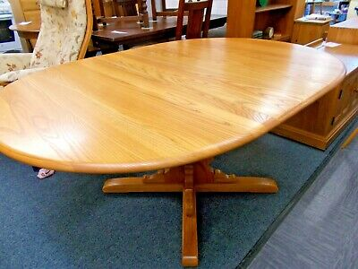 Ercol Extending Dining Table Model 1118 • 645£