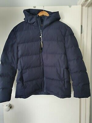 AU40 • Buy Uniqlo Semir Down Jacket XL Navy Blue
