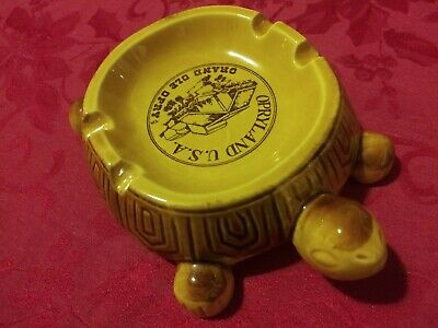 $6 • Buy Opryland U.S.A. Grand Ole Opry Collectible Ashtray Turtle Shape