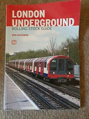 ABC London Underground Rolling Stock Guide, Ben Muldoon, Used; Good Book • 6.99£