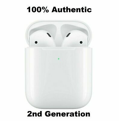 $ CDN241.64 • Buy Apple AirPods 2nd Generation With Wireless Charging Case MRXJ2AM/A