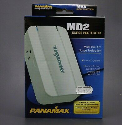 Panamax Surge Protector 15 Amp   MD2  Direct Plug-in • 22.24£