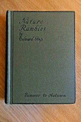Edward Step Nature Rambles 1930 • 9.95£