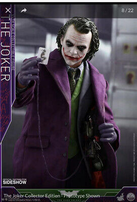 $ CDN794.06 • Buy HOT TOYS DC BATMAN THE DARK KNIGHT JOKER HEATH LEDGER 1:4 FIGURE ~Sealed Box~