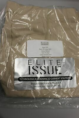 $15 • Buy Elite Issue FR Mid Weight Long John Pant, Large, New