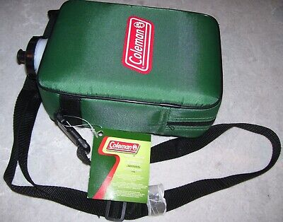 $16.50 • Buy NEW Vintage Coleman 1/2 Gal Canteen Camping Hiking Water Bottle Jug Adj Strap