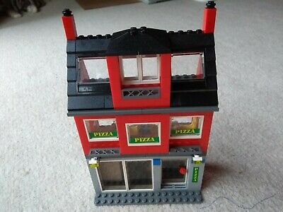 Lego 7641 City Corner Pizza Shop Only  • 24.99£