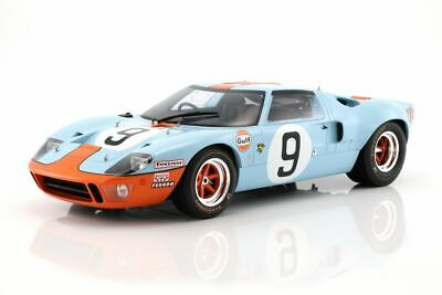 CMR 12002 12005 FORD GT40 MK.I 24 Le Mans Winners Ickx / Rodriguez Models 1:12th • 247.89£