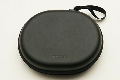 AU19.55 • Buy Sony Genuine Original Carrying Case For Headphones MDR-1000X WH-1000XM2 Black