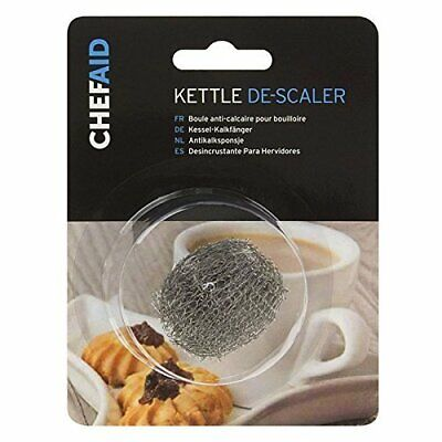£2.72 • Buy 2X Stainless Steel Wire Doughnut Kettle Descaler Fur Limescale Collector Remover
