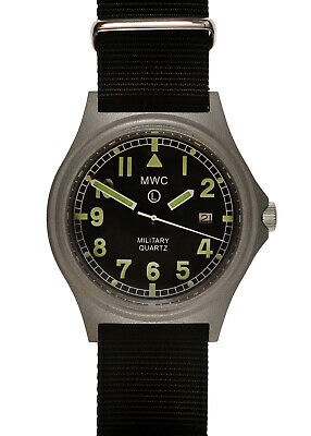MWC G10 - 100m With Screw Down Crown And 10 Year Battery Life • 132.99£