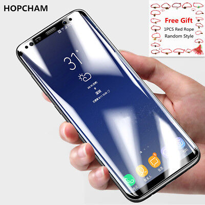 $ CDN3.13 • Buy For Samsung Galaxy S21+ S10 S9 Plus S8 Note 10+ Screen Protector Tempered Glass