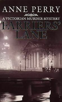 Farrier's Lane (A Victorian Murder Mystery) By ... | Book | Condition Acceptable • 3.02£