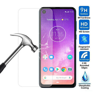 AU4.39 • Buy 9H Tempered Glass Screen Protector Film For Motorola G8 Plus One Action G7 G5 E6