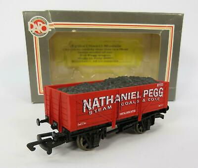 OO Gauge Dapol Nathaniel Pegg Steam Coal & Coke Limited Edition Wagon (L2) • 12.95£