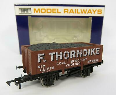 OO Gauge Dapol F. Thorndike Coal Merchant Medway Limited Edition Wagon • 17.95£