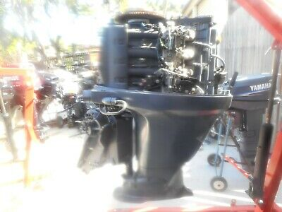 AU1 • Buy Yamaha Outboard F100-80 Hp  4 Stroke ,long Shaft   Wrecking All Parts 2002