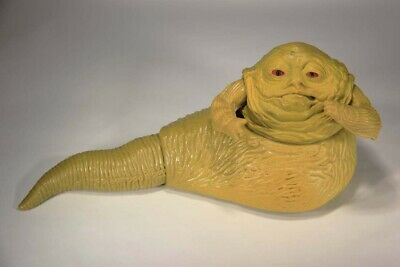 $ CDN19.99 • Buy Star Wars ROTJ 1983 Jabba The Hutt Action Figure From Vintage Playset L014168