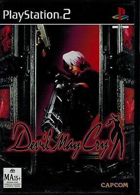 AU14.99 • Buy Devil May Cry Game For Playstation 2 PS2 With Manual - FREE POSTAGE