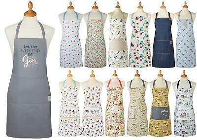 £7.99 • Buy Cooksmart Cotton Twill Chef Cooking Baking Kitchen Pinny Apron With Pocket