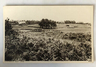 Sunningdale Golf Links, Berkshire - Postcard - Excellent Condition - Early1900's • 2£