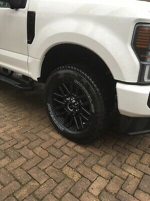 $2000 • Buy 20  Inch Ford F-350 F-250  OEM Rims Wheels Tires Black  2018 2019 2020