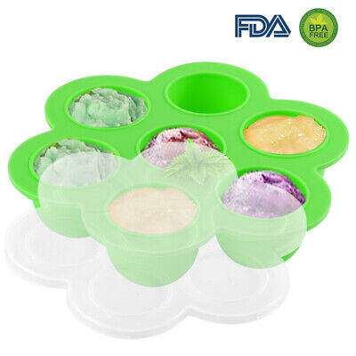 $5.97 • Buy 7 Holes Fits Pot Silicone Egg Bites Mold For Pot Accessories