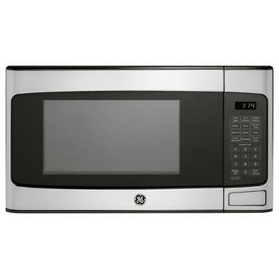 $86.99 • Buy General Electric 1.1 Cu. Ft. Countertop Microwave Oven - Stainless Steel (PG-...