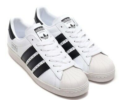 $ CDN86.27 • Buy Adidas Superstar 80s 80 CG6496 Mens Men Leather Shoes Trainers White Black