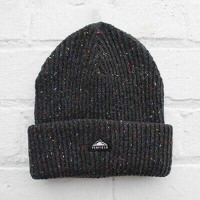 Penfield Harris Beanie Hat  - Charcoal Grey - BNWT • 0.99£