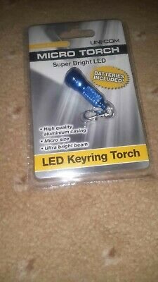 Micro Torch  Super-bright Led • 1.75£