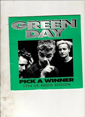 GREEN DAY 1994 UK Radio Session 7  EP W/PS ALTERNATIVE • 8.33£