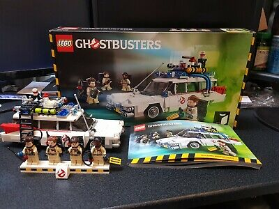 Lego Ideas Ghostbusters Ecto 1 (21108) 100% Complete • 48£