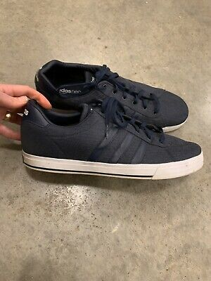 $ CDN19.87 • Buy Adidas Men's Shoes 14 Casual Blue Lace Up Tennis Fashion Athletic
