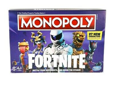 $19.99 • Buy Monopoly: Fortnite Edition Board Game