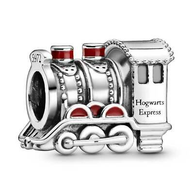 Pandora Charm Bead 798624C01 Harry Potter Hogwarts Express Train S925 ALE • 16.99£