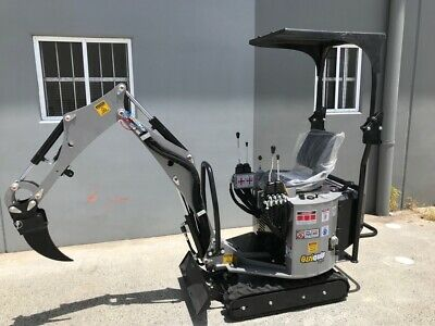 AU13900 • Buy Ozziquip Tiger MK2 Mini Digger