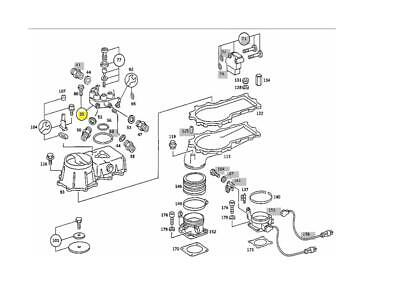 $2402.75 • Buy A0000740313 Mercedes M100 116 117 Fuel Injection Distributor Bosch 0438101004