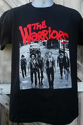 The WARRIORS T-SHIRT Up To 5XL Street Gang Cult Movie Game Film Walter Hill 1979 • 13.99£