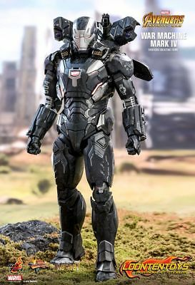 $ CDN316.71 • Buy Hot Toys 1/6 MMS499D26 – Avengers: Infinity War – War Machine Mark IV IN STOCK