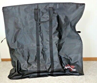 AU113.65 • Buy ROLAND V-DRUM RACK ROAD BAG Black Nylon