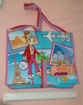 Fashion Polly Pocket Large Carry And Storage Case + Polly & Clothes. • 9.99£