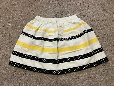 $26.90 • Buy Gymboree Bee Chic Ribbon Skirt & Girl Top 8 Nwt   Real Cute!