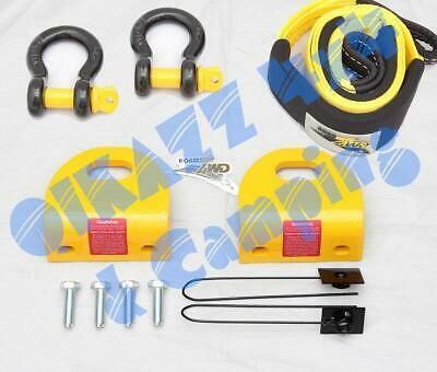 AU160 • Buy Roadsafe 4wd Nissan Navara D40 HD Recovery Tow Point Kit