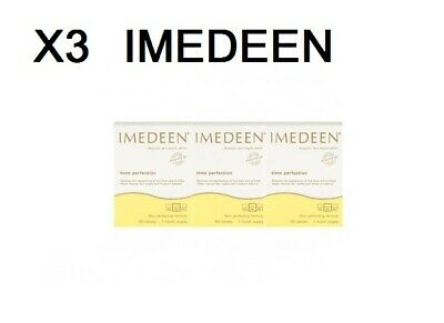 PACK X3 Imedeen Time Perfection 60 Tablets - ELIMINATE WRINKLES • 91.94£