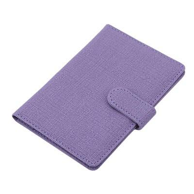 AU4.12 • Buy Girls Travel Accessories Passport Wallets Solid Color ID Women Snap Closure JA