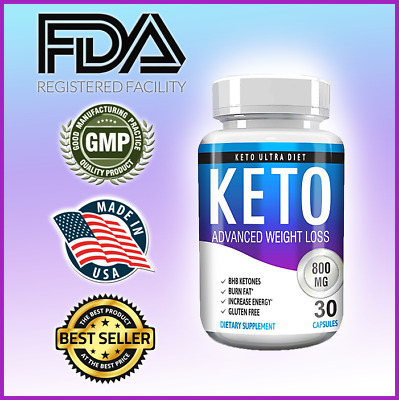 $10.77 • Buy Keto Burn Diet Pills Fast Ketosis Weight Loss Supplement, Fast Shipping Usa