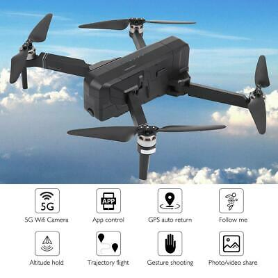 AU278.71 • Buy F11 Foldable RC Drone 5G WIFI FPV GPS 1080P HD Wide-angle Camera Quadcopter