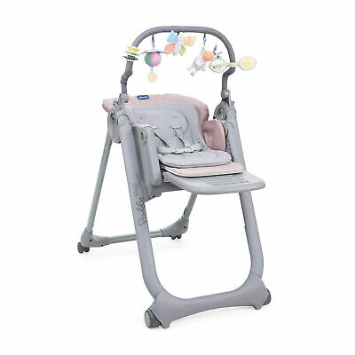 Chicco Polly Magic Relax Baby Adjustable High Chair / Seat • 144£