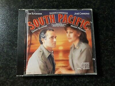 Rodgers & Hammerstein - Musical Studio Cast Recording - South Pacific - Cd Album • 1£